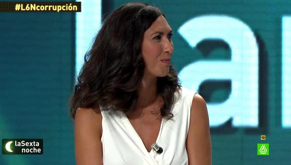 Marisa Gallero en laSexta noche