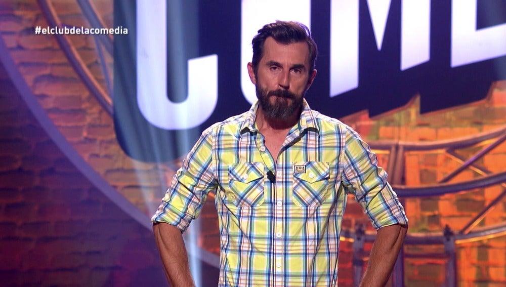 Santi Millán, en 'El Club de la Comedia'