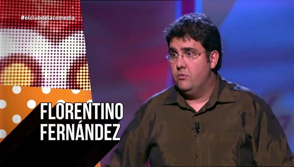 Florentino Fernández, en 'Oído en El Club'