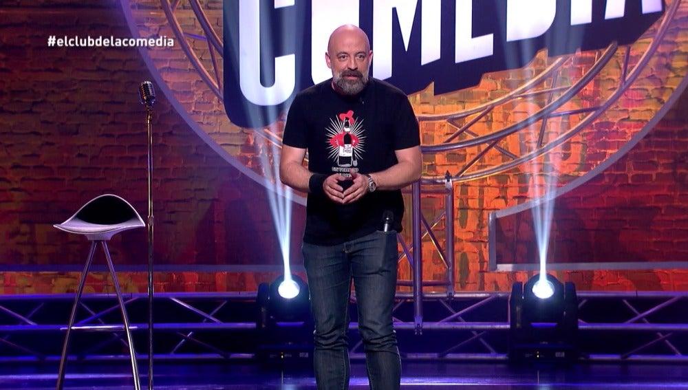 Goyo Jiménez, en 'El Club de la Comedia'