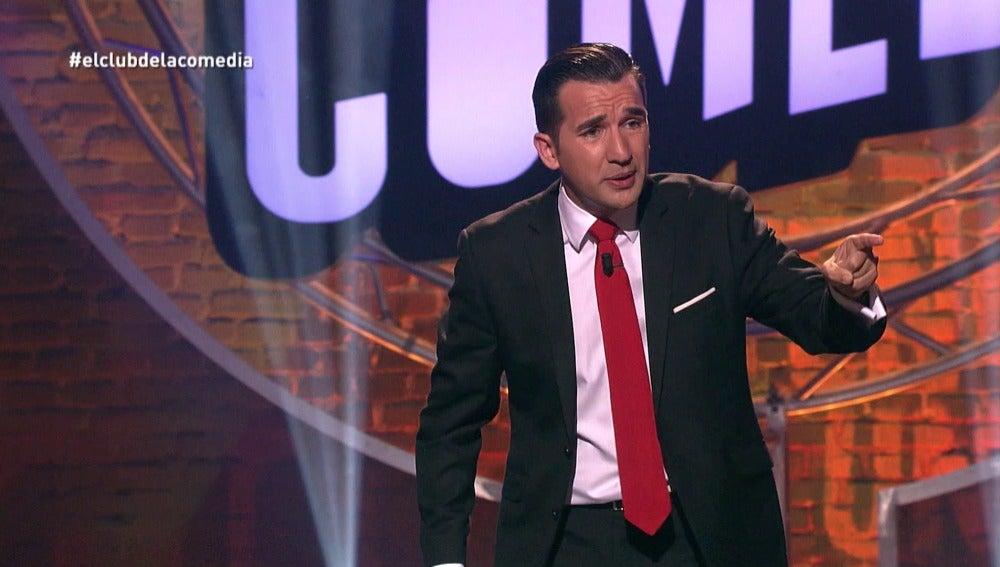 Miguel Lago, en 'El Club de la Comedia'