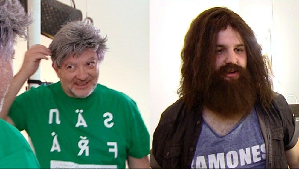 Los dos primeros jefes de la tercera temporada de 'El Jefe Infiltrado'