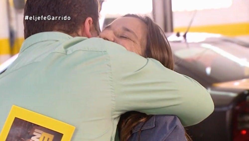 """Carlos, a Elisabeth: """"Quiero pedirte perdón por mis broncas injustificadas"""""""