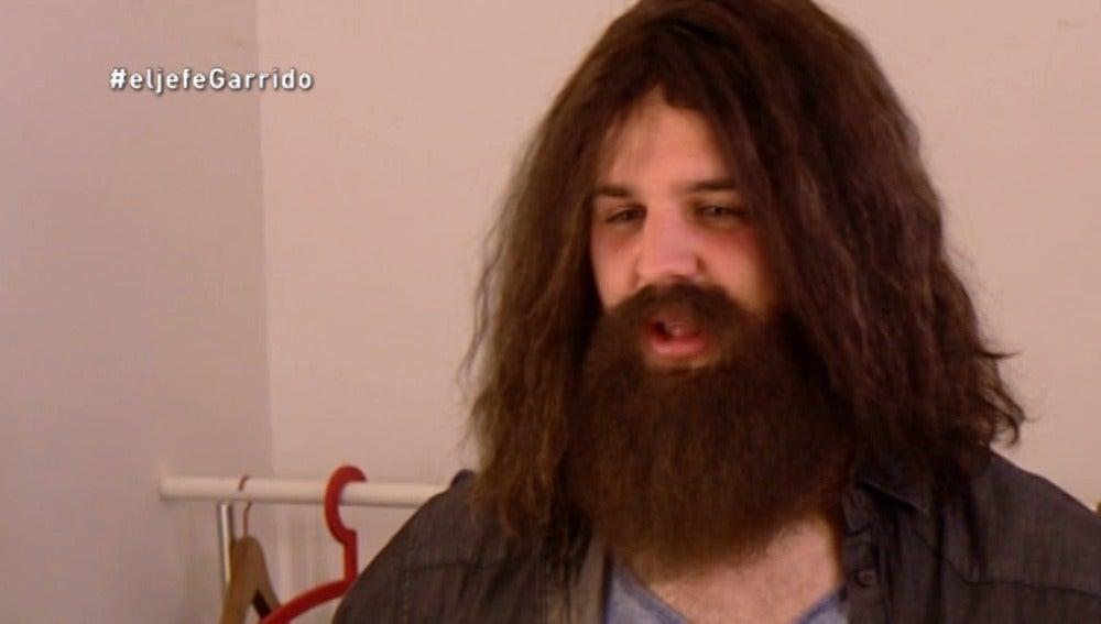 """Carlos Garrido: """"Parezco un 'Ramones'"""""""