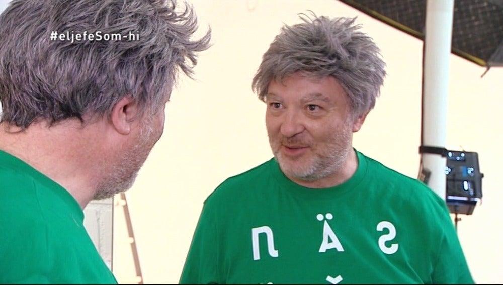 """Manel Real: """"Tengo un aspecto de hombre mayor, maduro, pero alocado"""""""