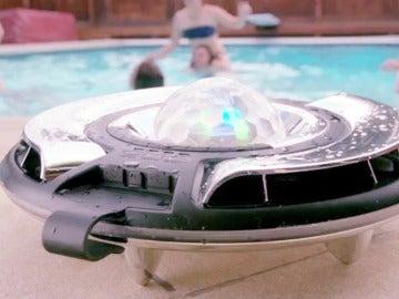 El objeto flotante no identificado para celebrar fiestas en tu piscina