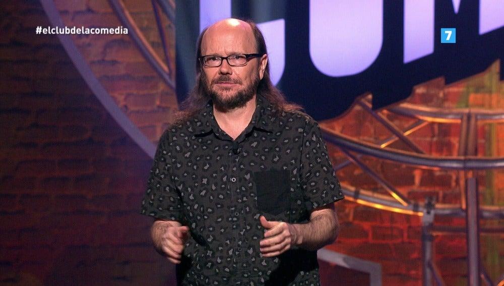 Santiago Segura en 'El Club de la Comedia'