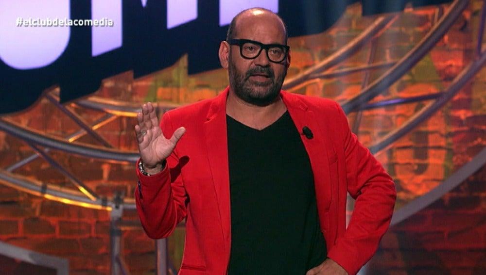 José Corbacho, en 'El Club de la Comedia'
