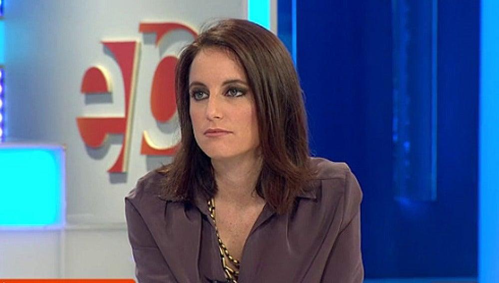 Andrea Levy en Espejo Público