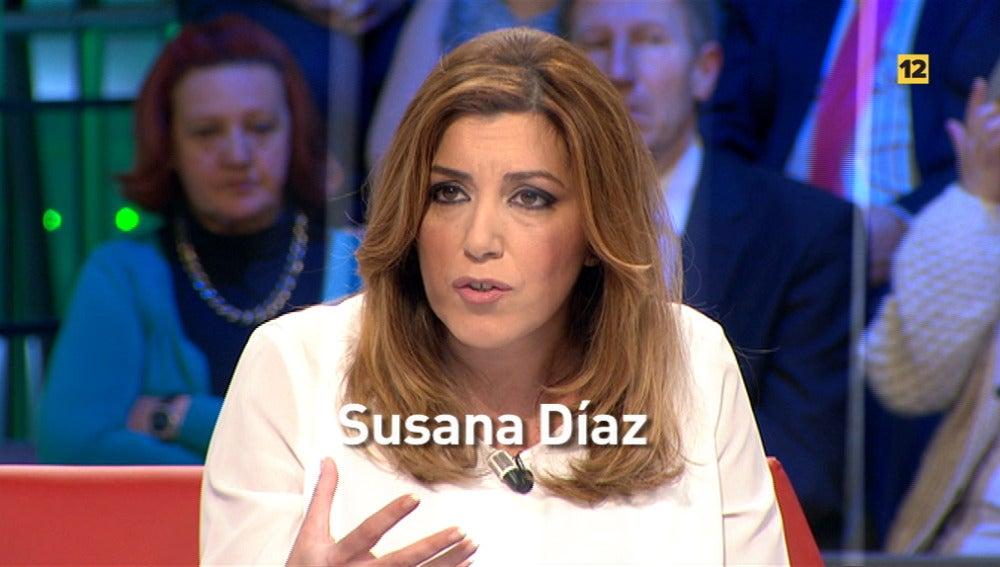 Susana Díaz visita este sábado laSexta Noche