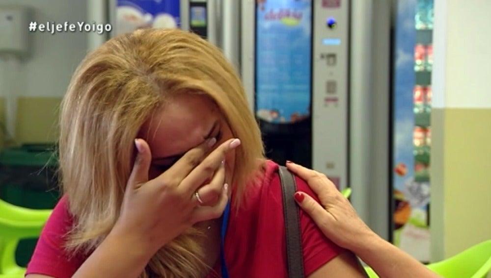 Jenny le cuenta su historia a 'La Jefa Infiltrada'