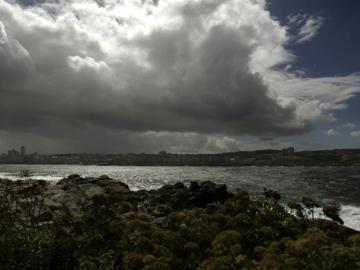 Galicia tras la ciclogénesis explosiva