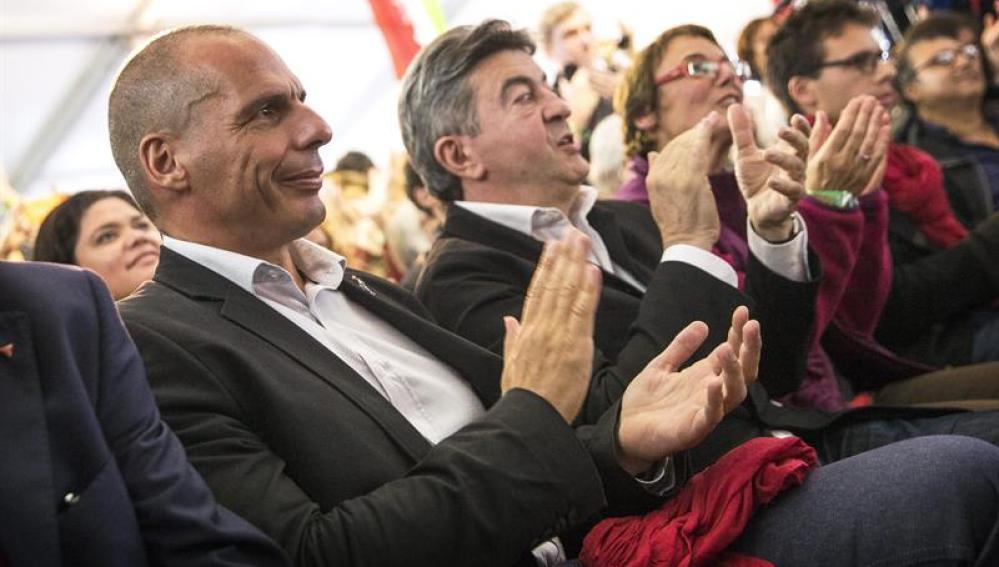 El exministro de Finanzas de Grecia, Yanis Varoufakis