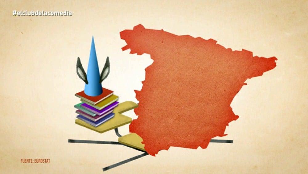 Así está España en educación, según Ana Morgade
