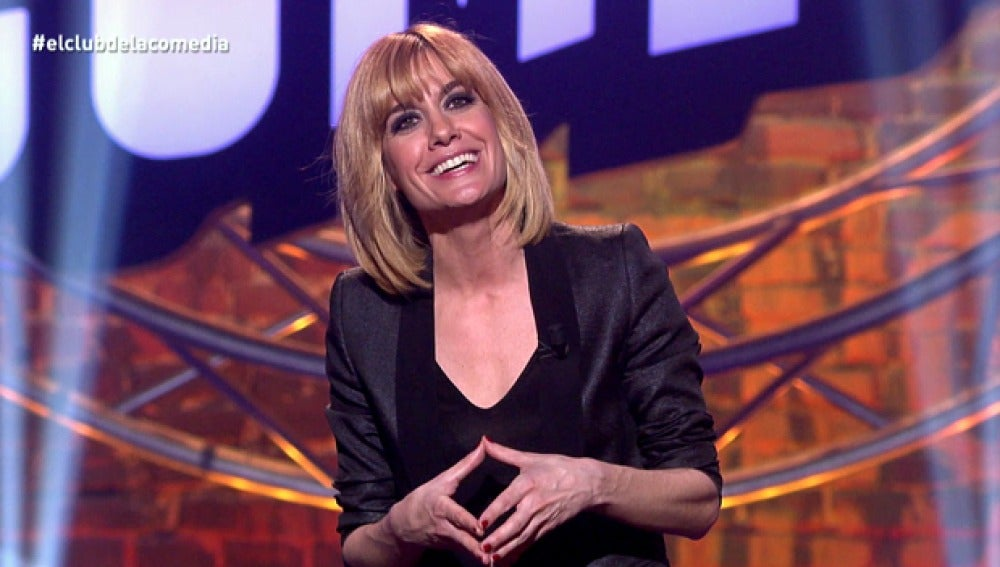 Alexandra Jiménez, en 'El Club de la Comedia'