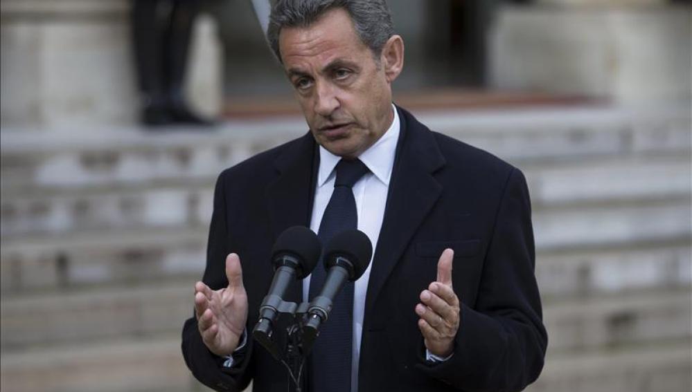 Sarkozy acompañará a Mariano Rajoy en el cierre de campaña en Barcelona
