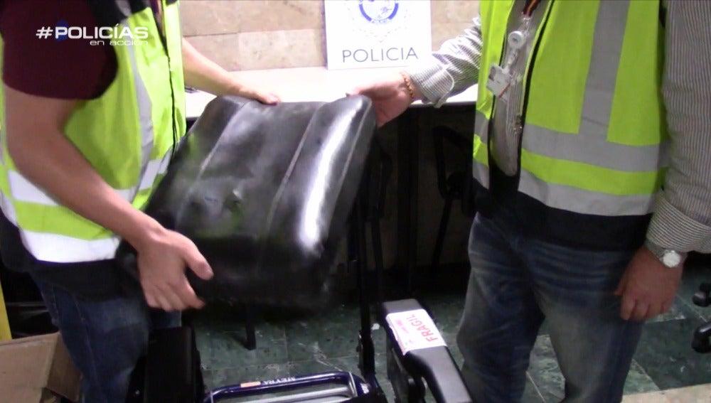 """'Policías en acción', en los aeropuertos: """"Vamos a controlar un vuelo que viene de Bolivia y es denominado 'caliente'"""""""