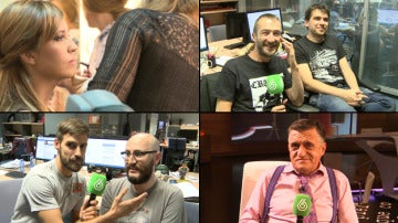 Making of de 'El Intermedio'