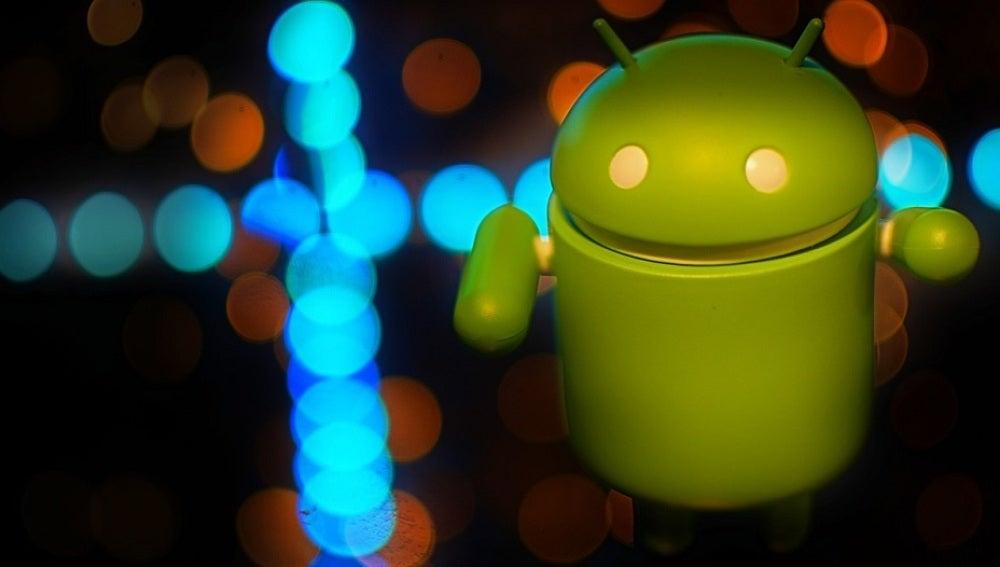 Android secuestrado por aplicaciones