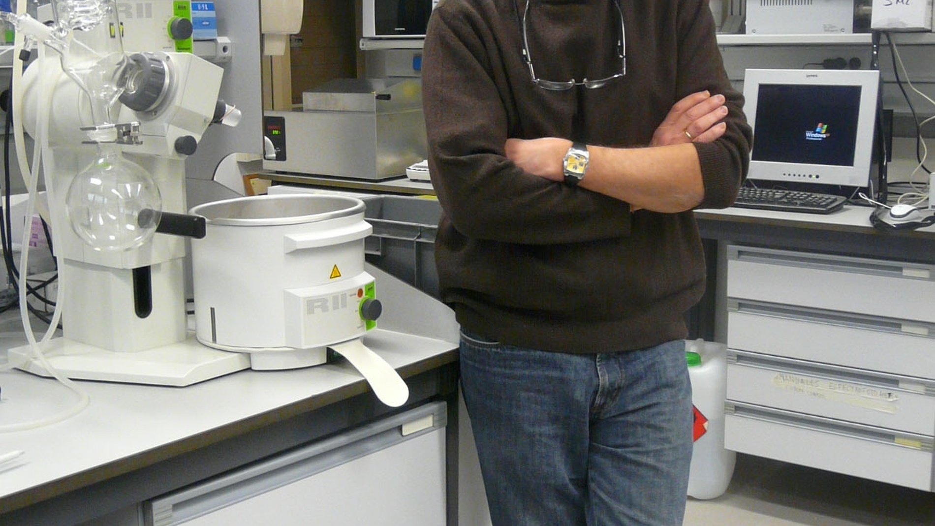 El investigador José Antonio Sánchez Alc