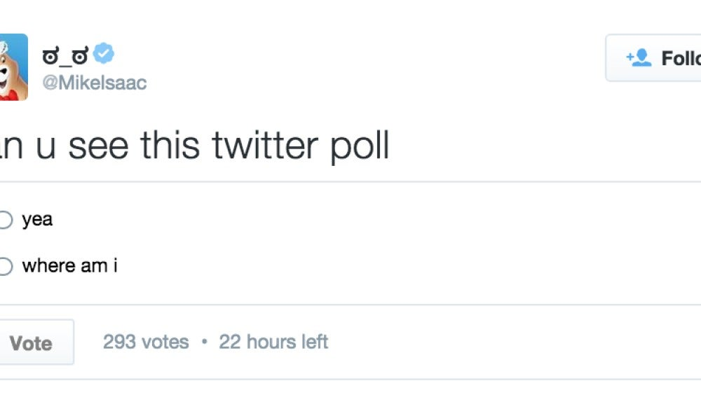 Nuevas encuestas para Twitter