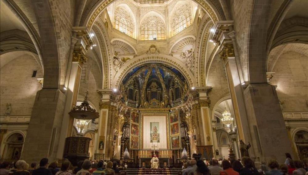 Imagen de una misa