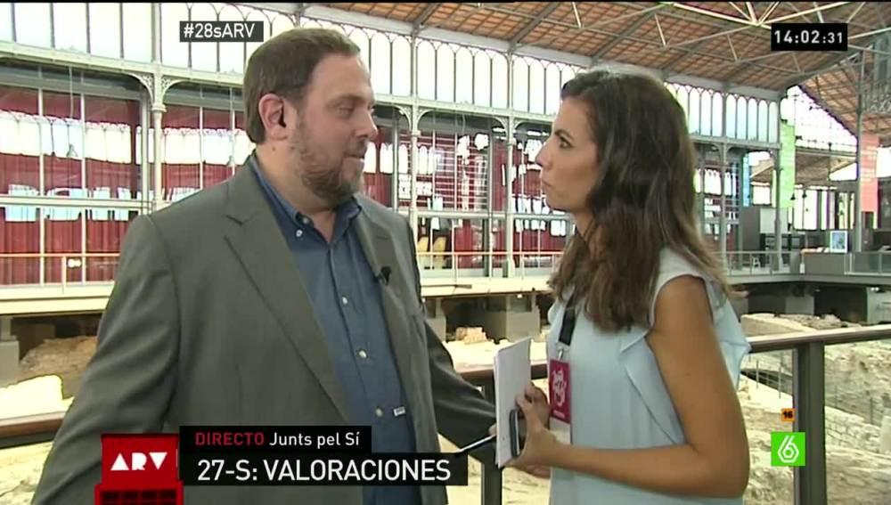 Oriol Junqueras en arv