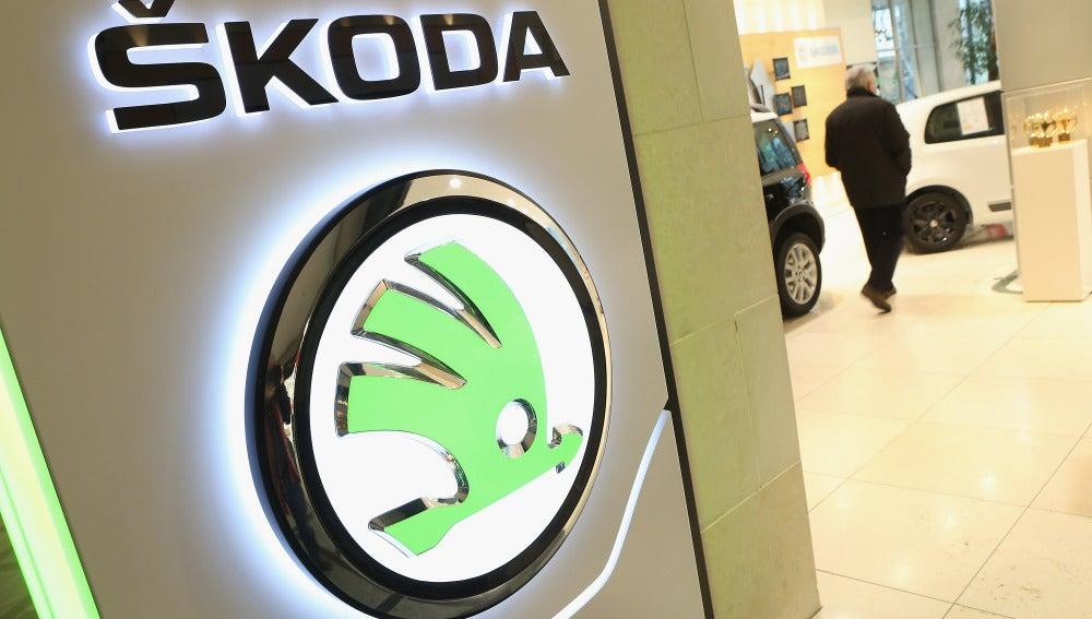 Logotipo de Skoda