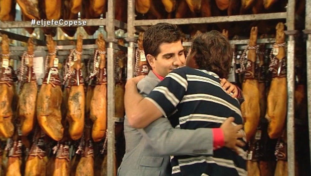 """Javier: """"Esto para mí significa volver a empezar"""""""