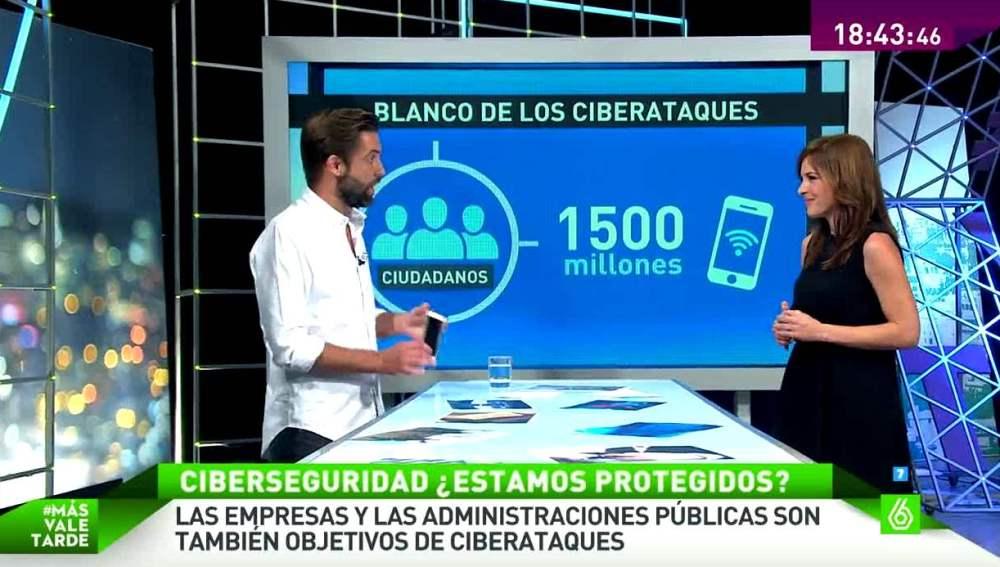España es el tercer país que más ciberataques recibe del Mundo, por detrás de Reino Unido y EE.UU