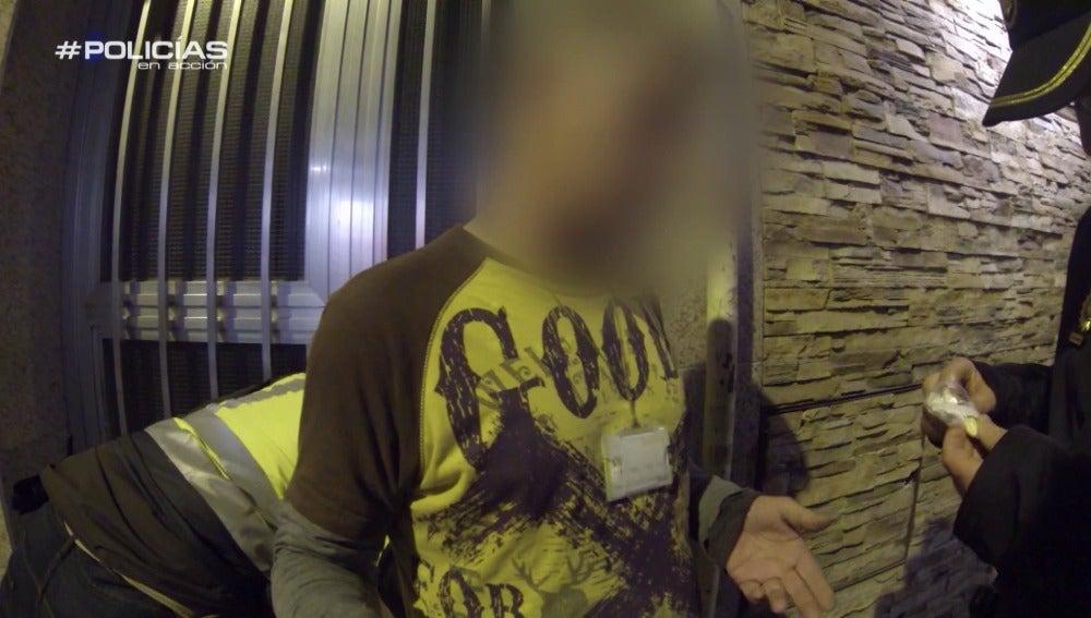 La Policía registra en las noches algunos locales en busca de droga