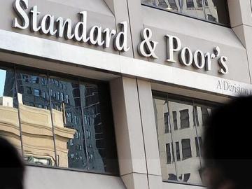 Fachada de la sede de Standard & Poor's