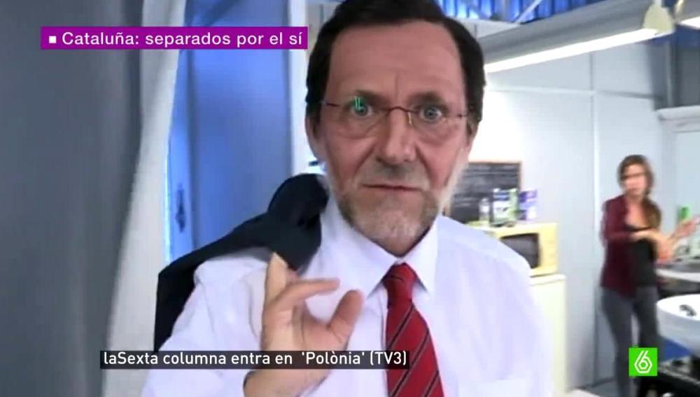 'Rajoy', en `Polònia'