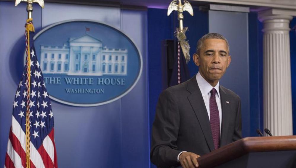 El presidente estadounidense, Barack Obama.