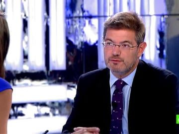 Catalá sobre la independencia judicial