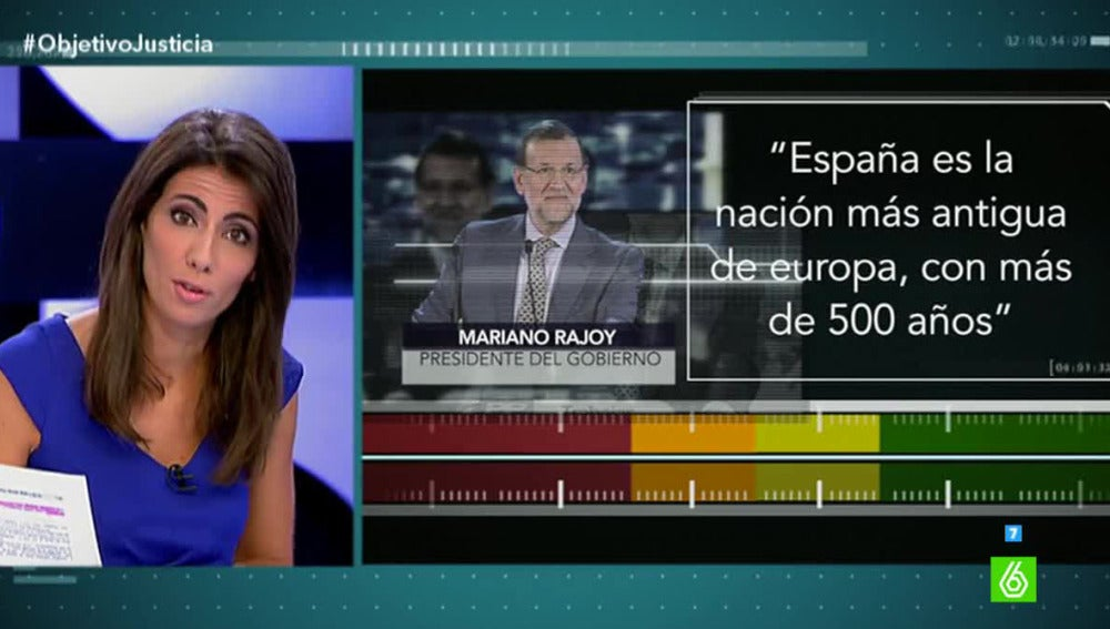 ¿Es España la nación mas antigua de Europa?