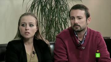 Los padres de Andrea