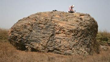 Hallan huellas de un tsunami de 170 metros hace 73.000 años en Cabo Verde