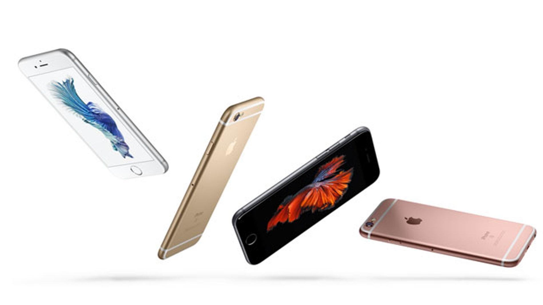 iPhone 6s de Apple