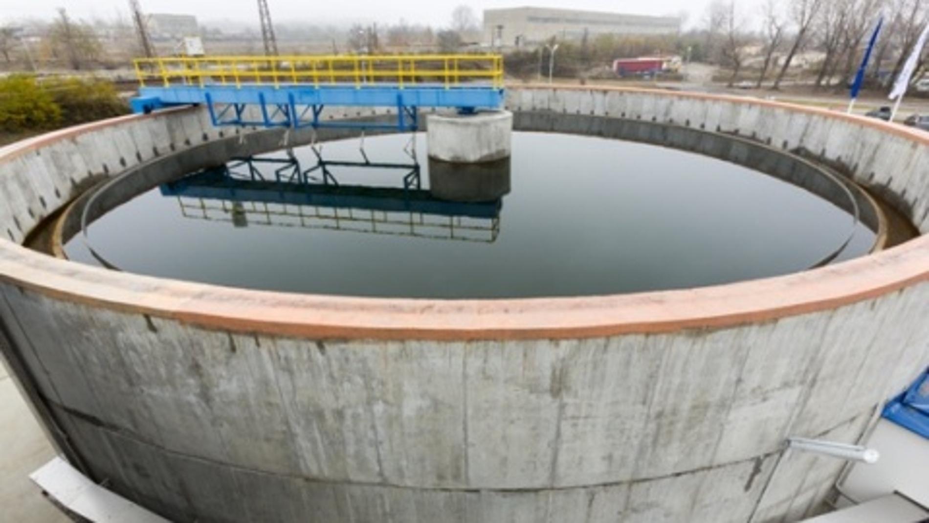 Las depuradoras de aguas residuales