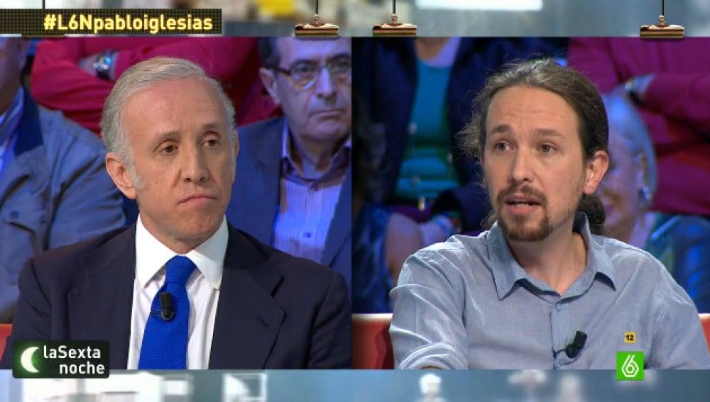 Pablo Iglesias, en 'laSexta Noche'
