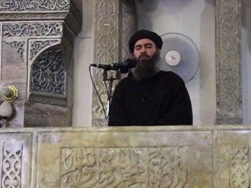 El líder del Estado Islámico, Al Bagdadi