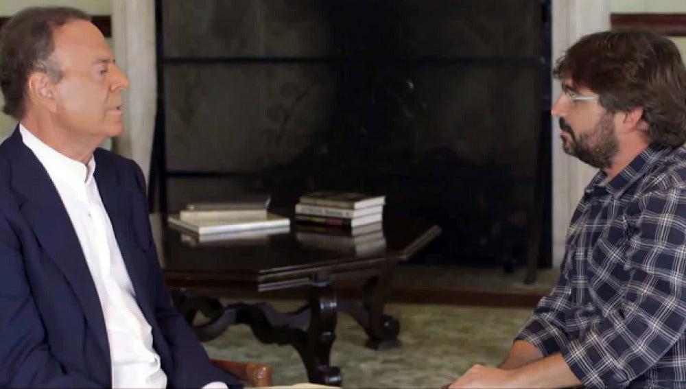 Julio Iglesias, en Salvados