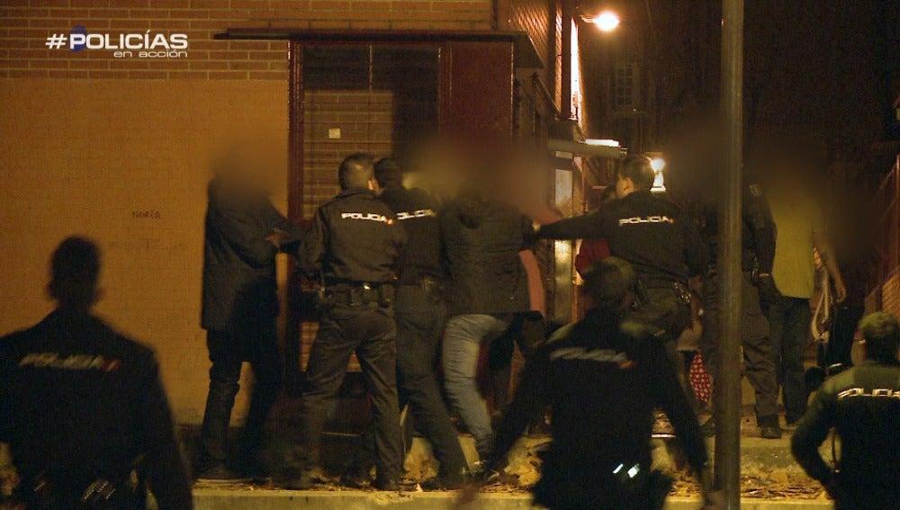 """Policías en acción cierra su tercera temporada: """"Para que lo mata"""""""