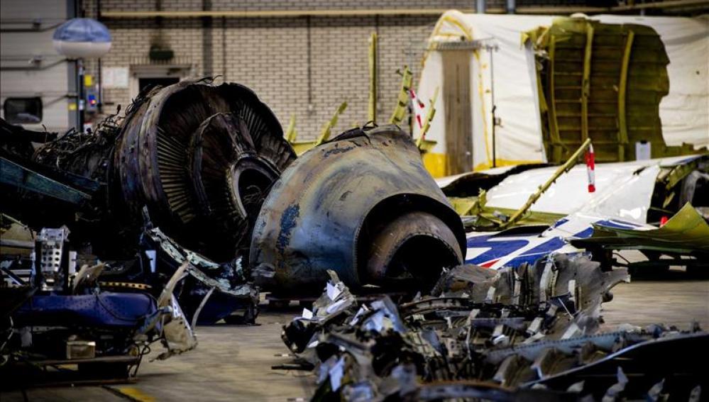 EEUU elogia investigación y reitera que rebeldes prorrusos derribaron avión