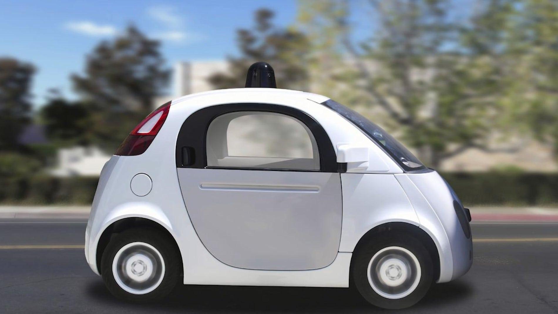 Tres situaciones en las que el coche autónomo de Google se negará a conducir por ti
