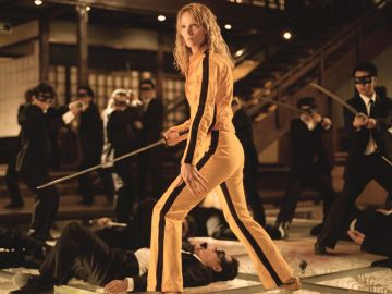 Escena de 'Kill Bill'