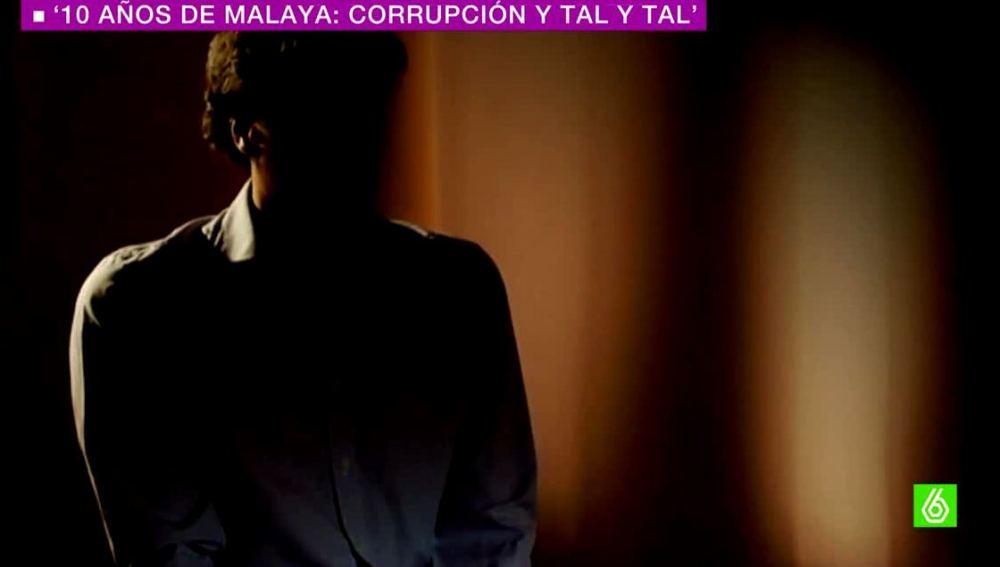 Inspector caso Malaya