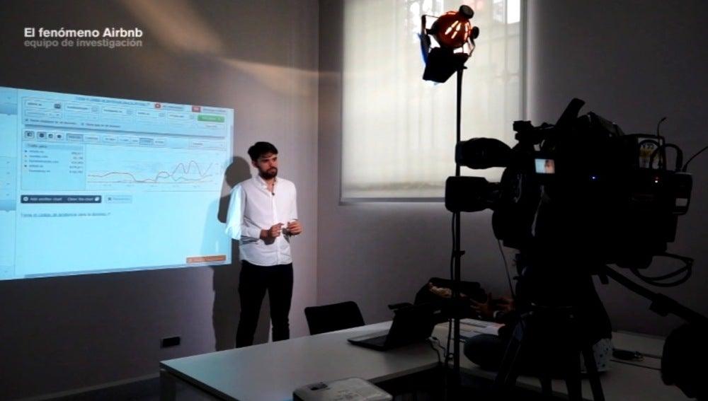 Gabriel Madruga, experto en marketing