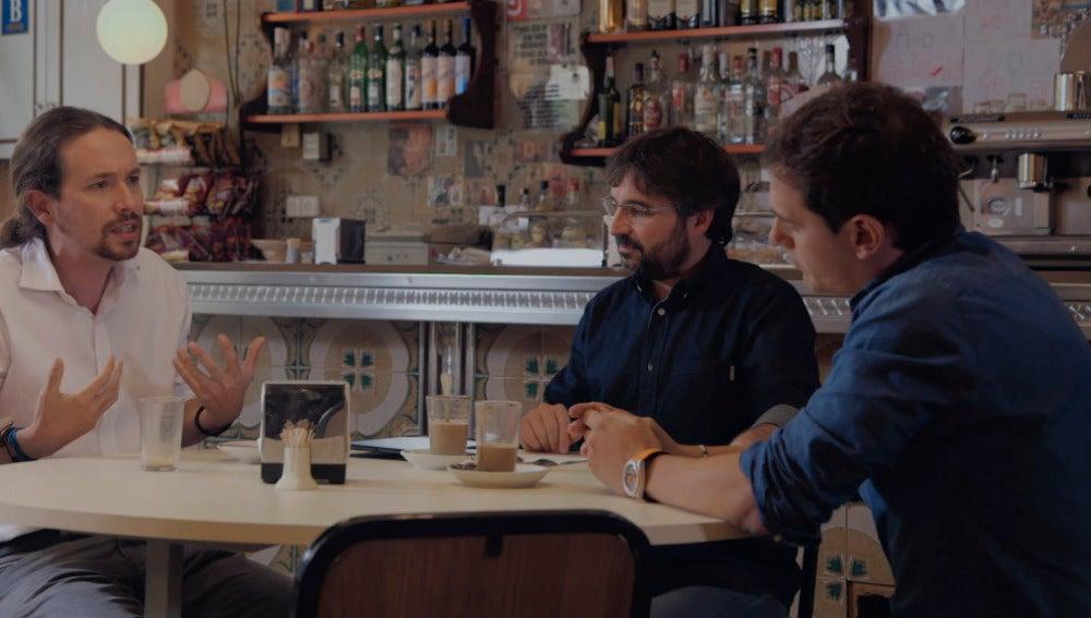 """Pablo Iglesias, sobre Cataluña: """"Si esa gente quiere votar, ¡coño, votemos!"""""""